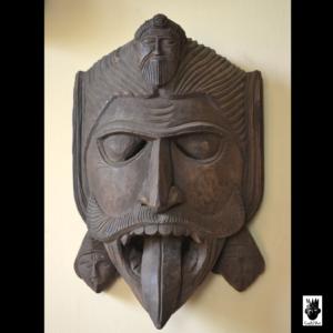 Dinajpur Wooden Mask - ll