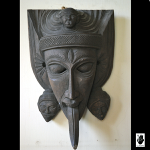 Dinajpur Wooden Mask